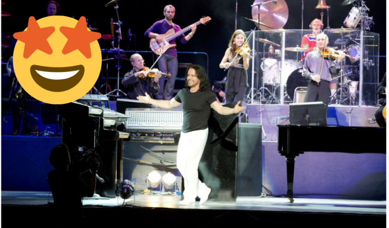 10 Things You Need To Know About Yanni Before His Performance In Abu Dhabi!