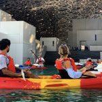 Louvre Abu Dhabi Kayaking