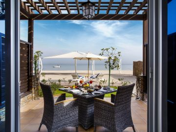 Luxury Beach Front Chalets