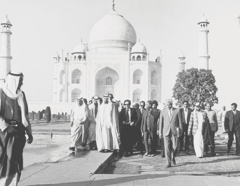 Photography of Sheikh Zayed