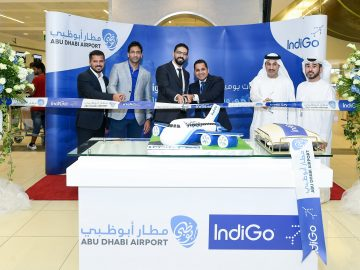 IndiGo has Two New Flight Routes in Abu Dhabi