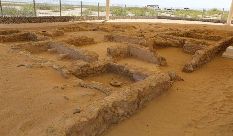 The Oldest Christian Site In The UAE
