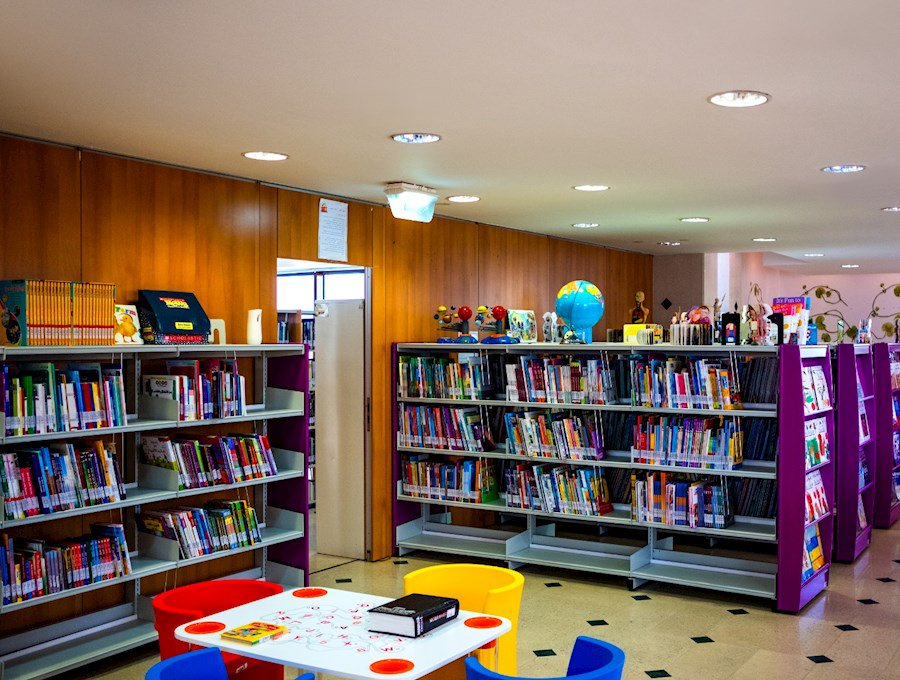 Libraries in Abu Dhabi
