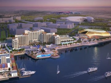 Yas Bay Abu Dhabi's Project