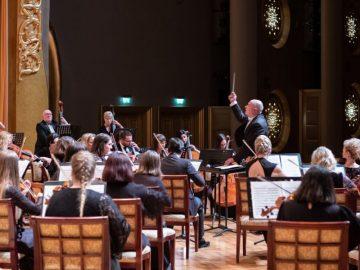 National Symphony Orchestra Coming Soon To Manarat Al Saadiyat
