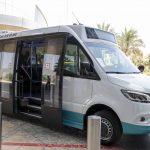 Modern Mini Buses