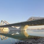 Toll At Sheikh Zayed Brige