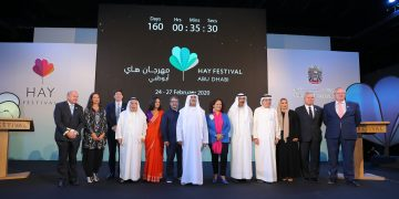 Hay Festival coming to Abu Dhabi
