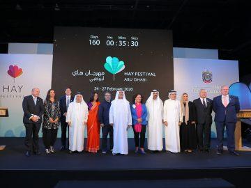 Hay Festival coming to Abu Dhabi