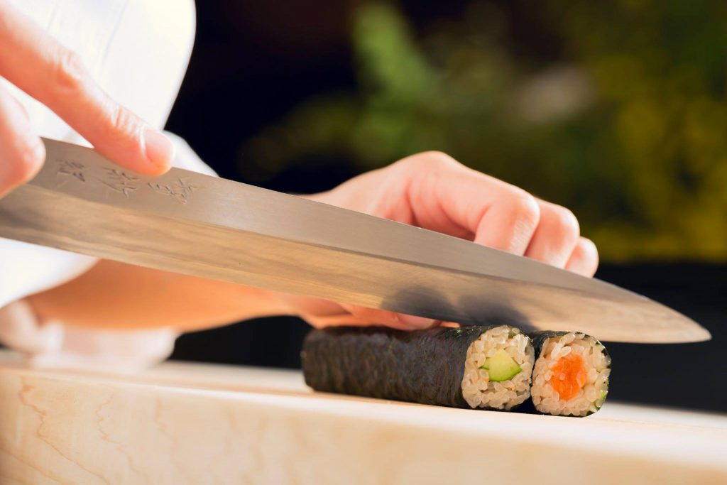 Sushi masterclass at Crowne Plaza