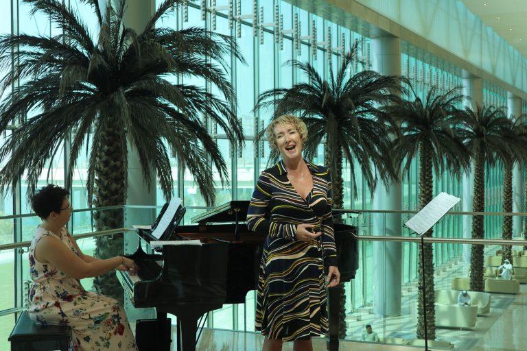 Opera Singer Louise Ryan