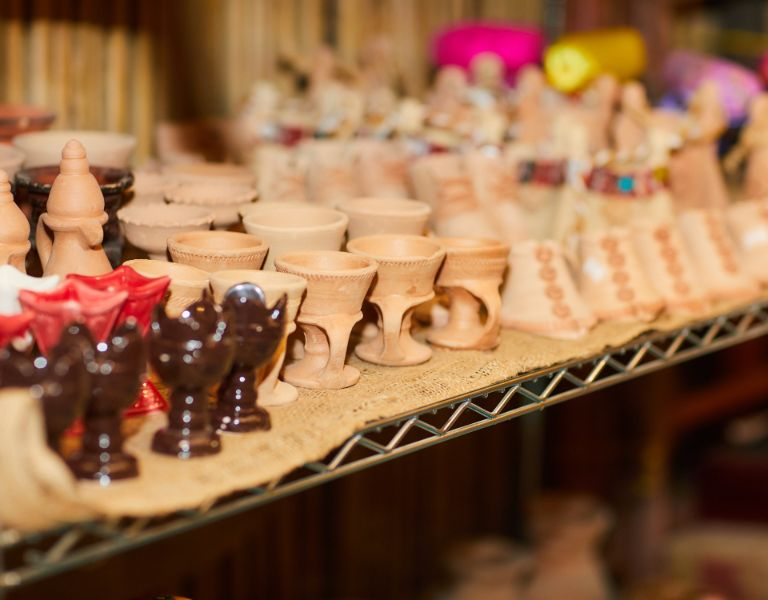 Traditional Handicrafts from the UAE Nationals