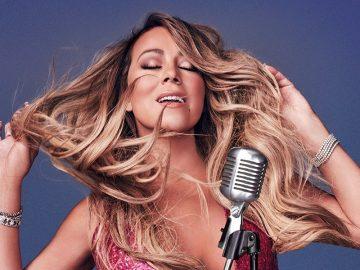 Mariah Carey in Dubai