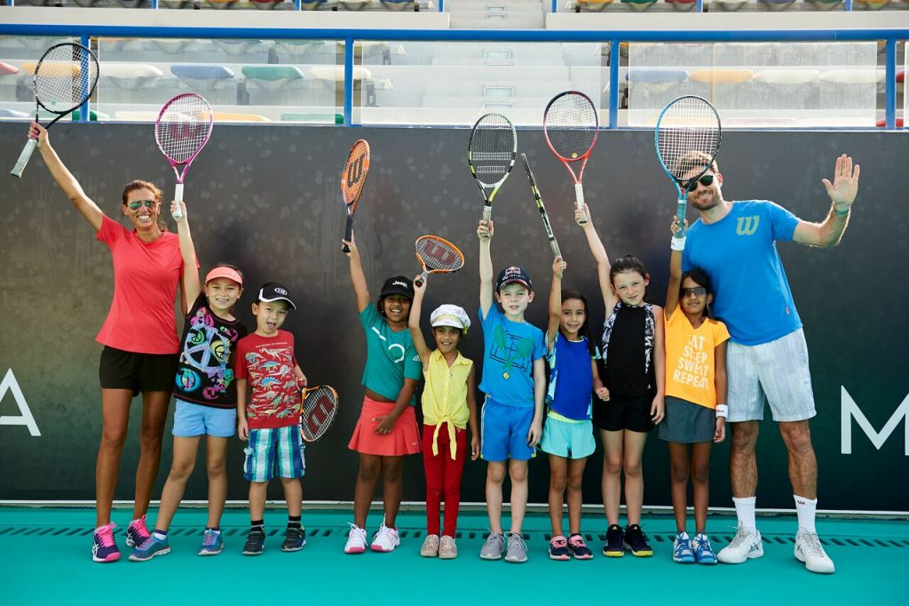 Wilson Tennis Festival at Zayed Sports City