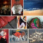 Afghanistan Art in Abu Dhabi