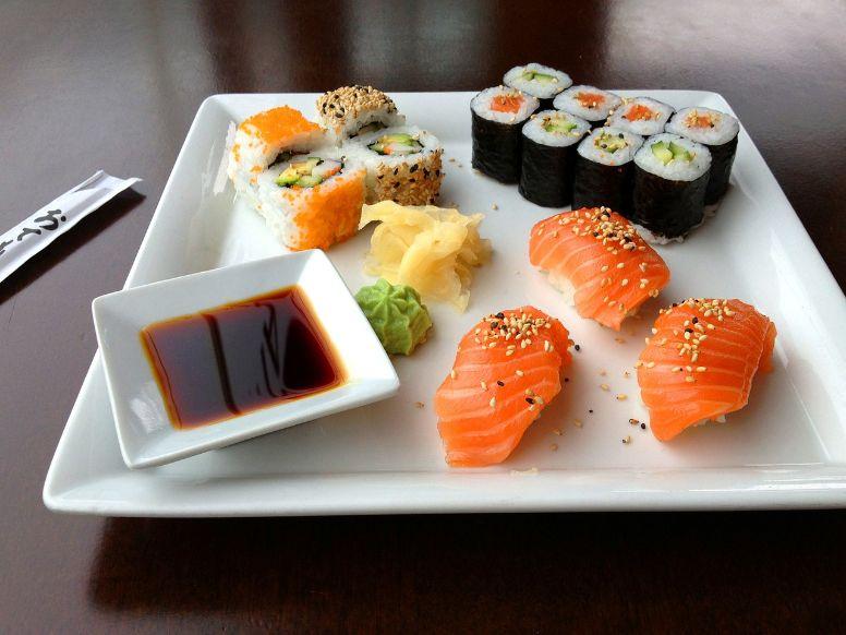 Unlimited Sushi at Samurai Japanese Restaurant