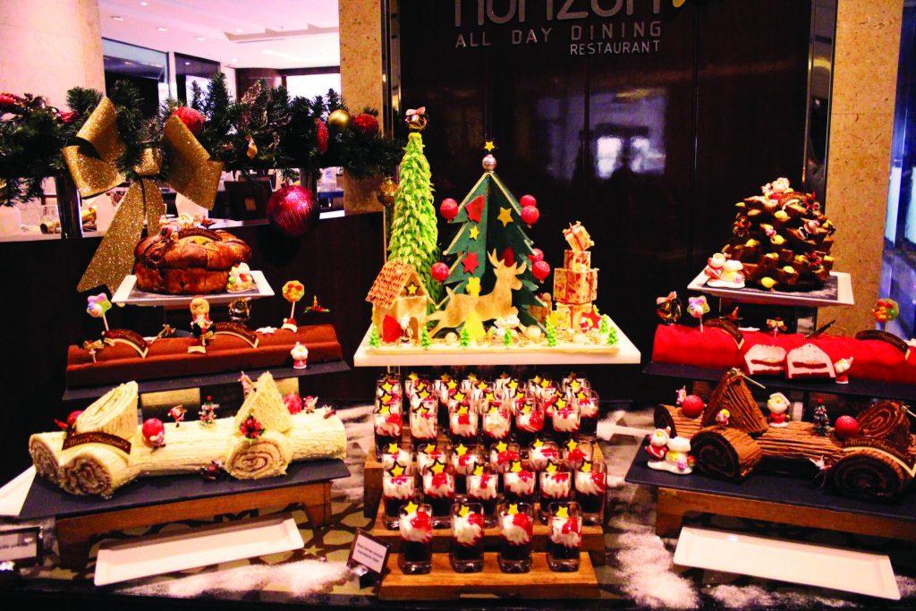 Horizon at Khalidiya Palace Al Rayhaan invites for Christmas brunch