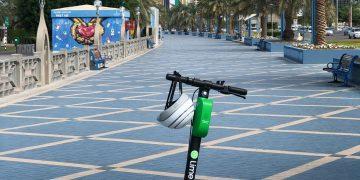 E-scooter brand lime enters Abu Dhabi