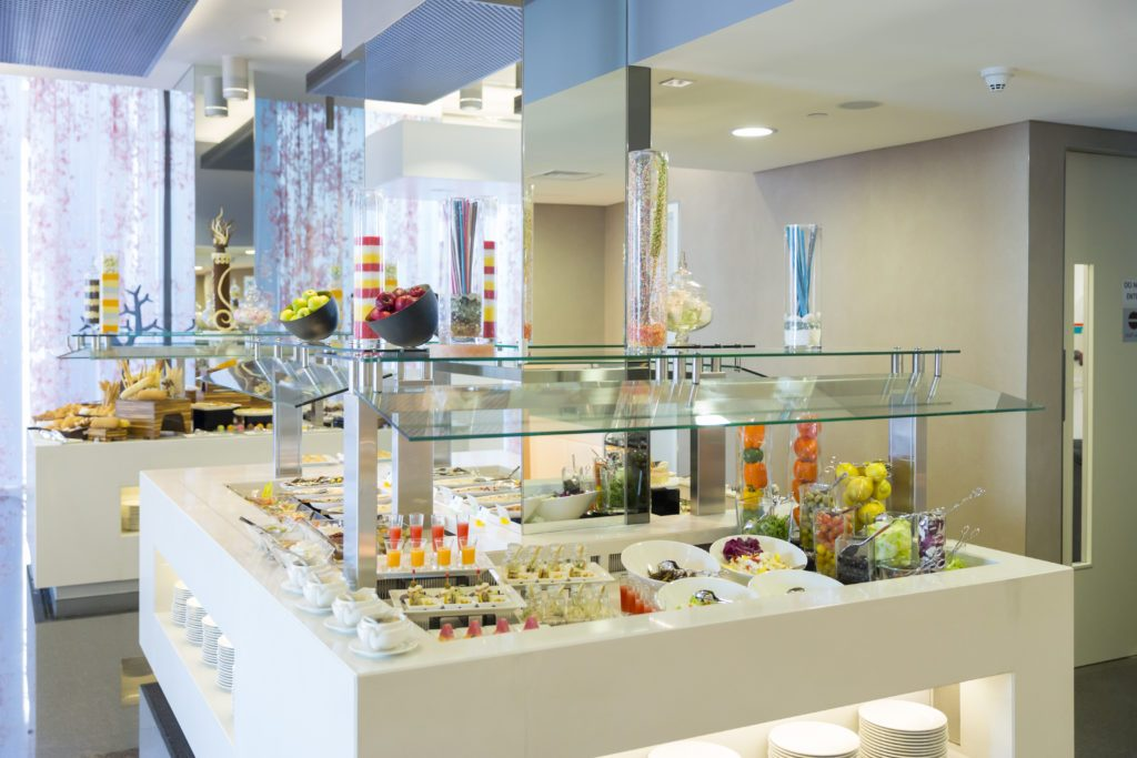 Novotel Abu Dhabi Al Bustan welcomes the new year with a sumptuous buffet.