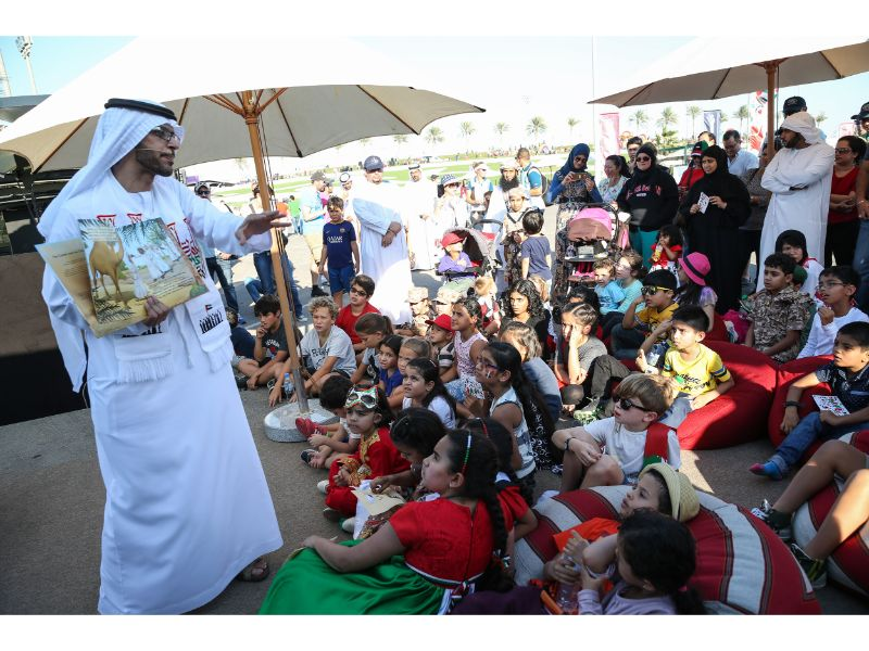 Yas Marina Circuit celebrates UAE National day with car parade
