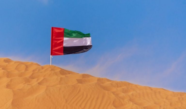 UAE National Day Celebrations In Abu Dhabi