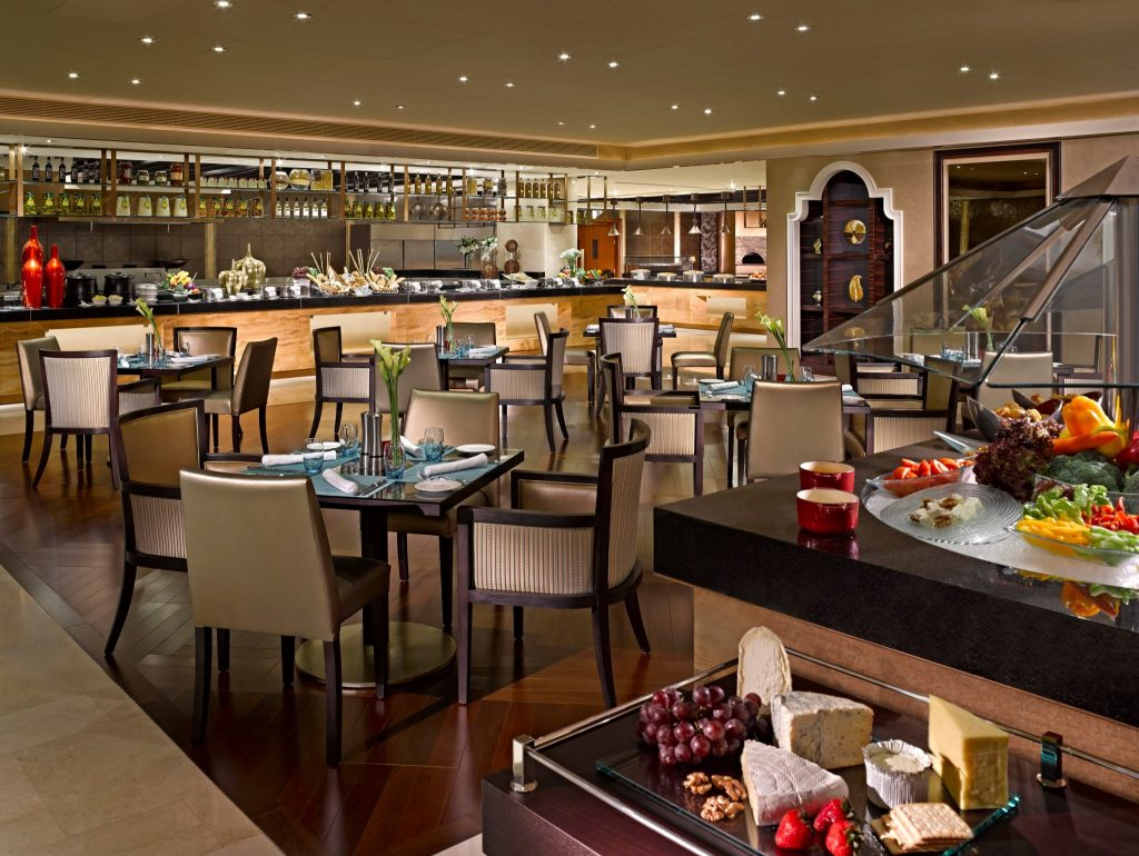 Christmas Brunch in Dusit Thani