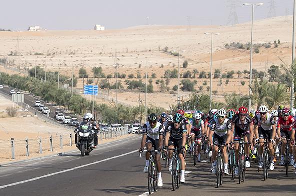 Abu Dhabi: World's Leading Sports Tourism Destination