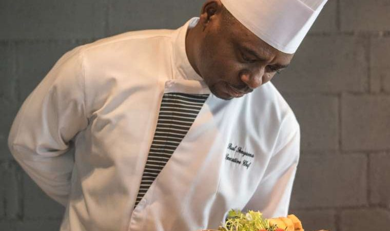 Meet The Chef Running The Kitchen At This 4-Star Hotel
