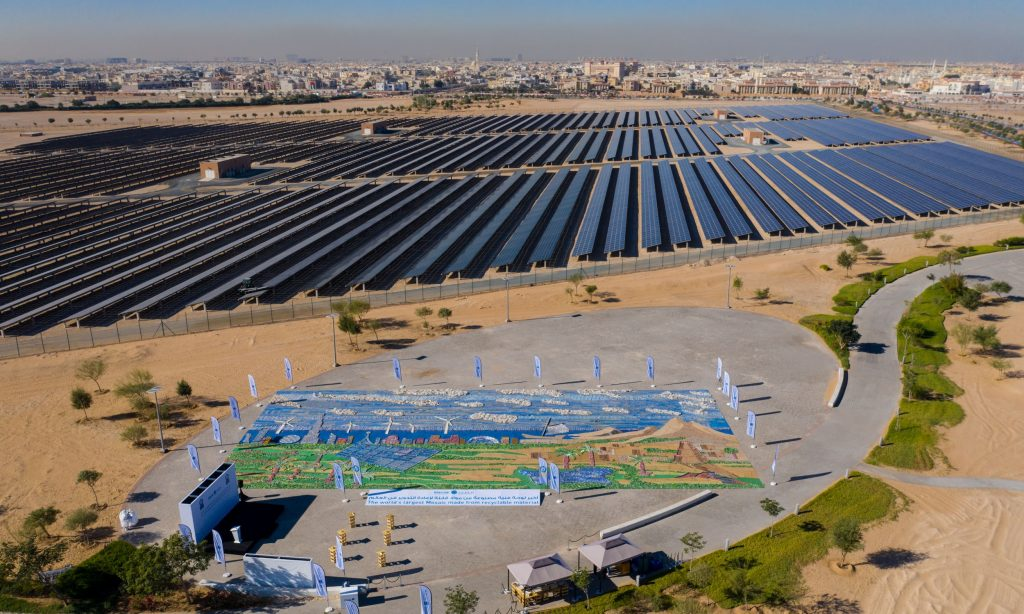 Masdar City recognised for sustainable events.