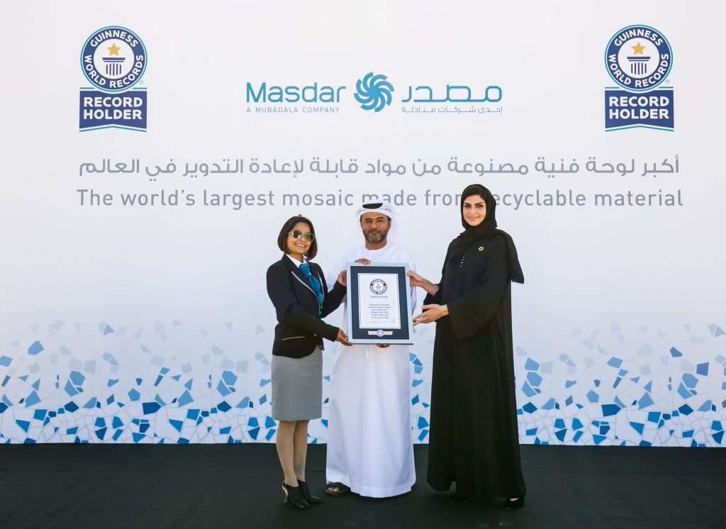 World Record Holder Masdar City