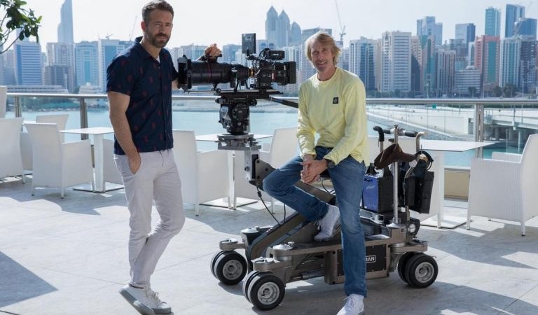 Stunning Abu Dhabi Fan Video Created By Director Michael Bay