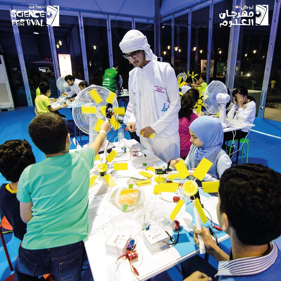 Abu Dhabi Science Festival returns