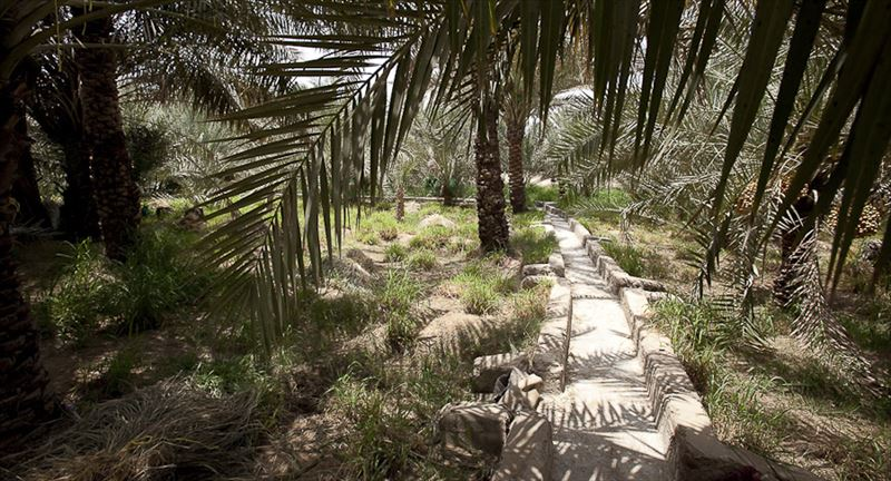 Unesco heritage site in al Ain