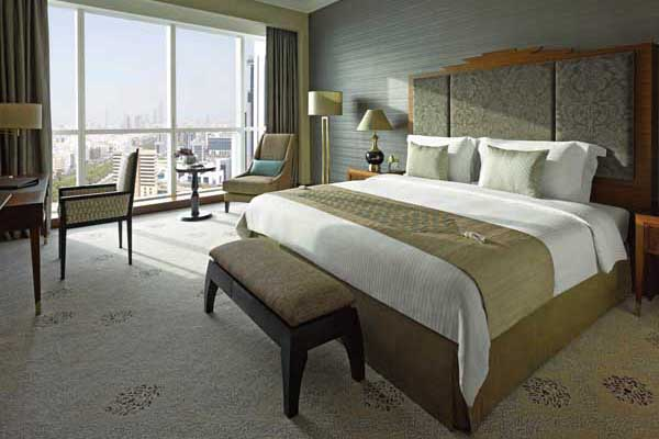 Dusit Thani Abu Dhabi implementing sustainable measures.
