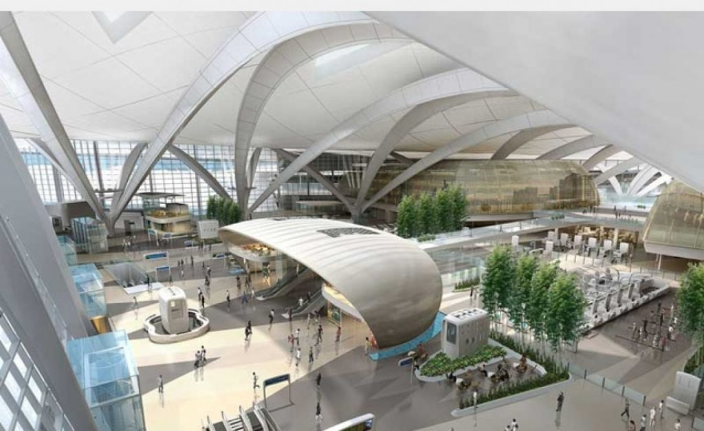 Midfield Terminal to open as the largest terminal in Abu Dhabi