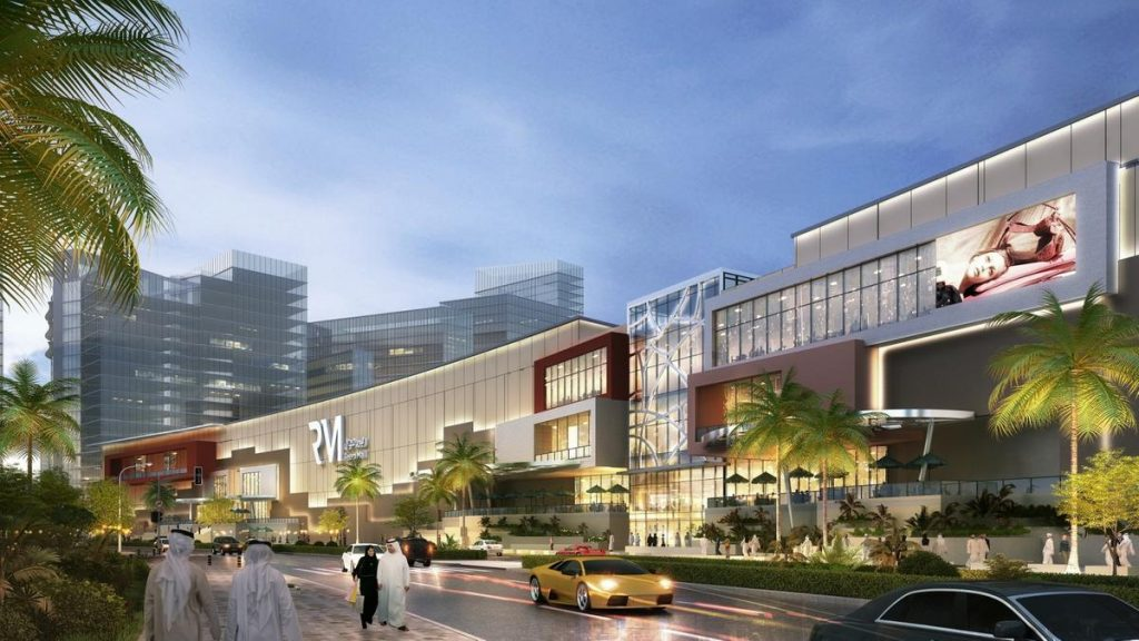 Reem Mall will be the largest mall with a 450 store capacity in food & Retail.