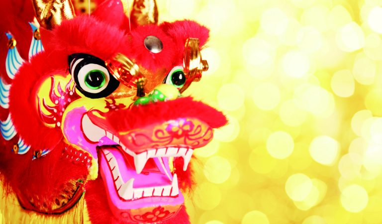 Chinese New Year Celebrations in Abu Dhabi