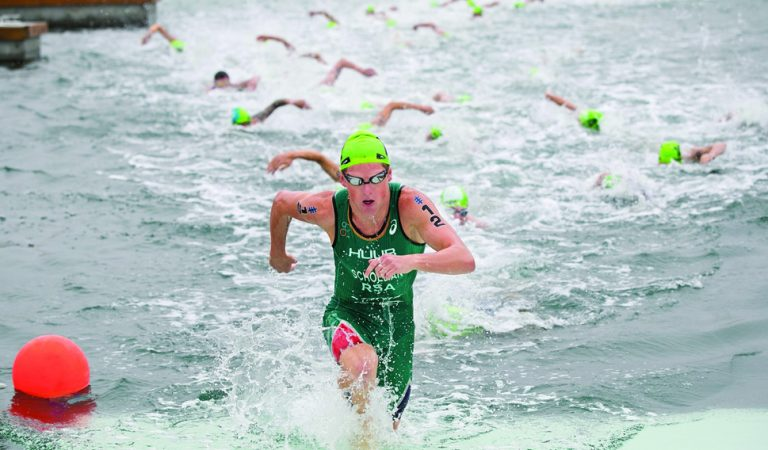 Top International Triathletes To Compete in Abu Dhabi