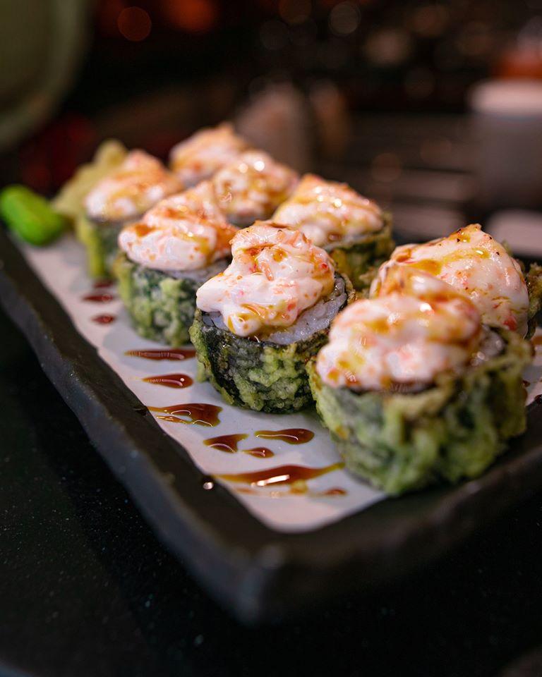 Tokyo Grill Japanese Food in Abu Dhabi