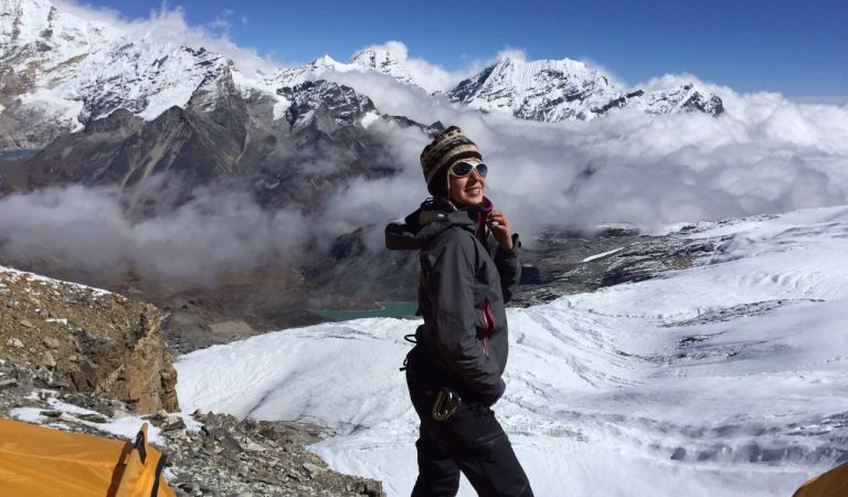 First Arab Woman To Climb Mount Everest's Northeast Ridge Docu To Be Aired