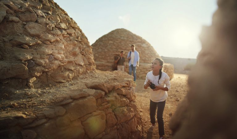 Jebel Hafeet Desert Park Opens Its Rich History To The Public
