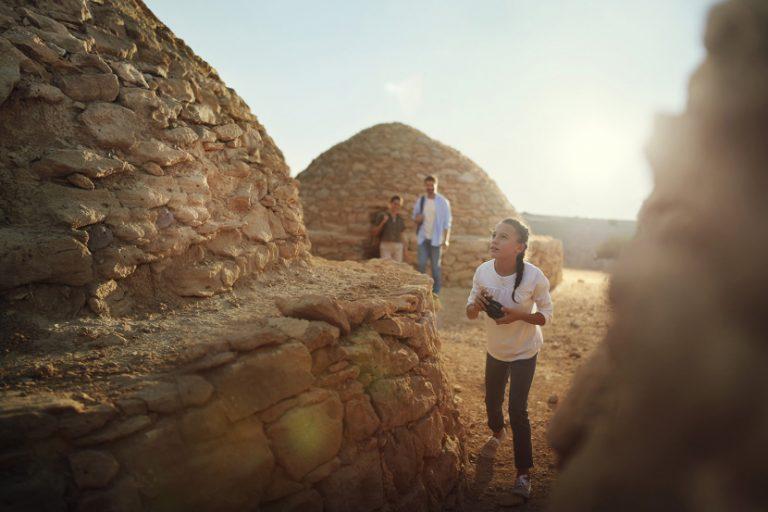 Jebel Hafeet Desert Park