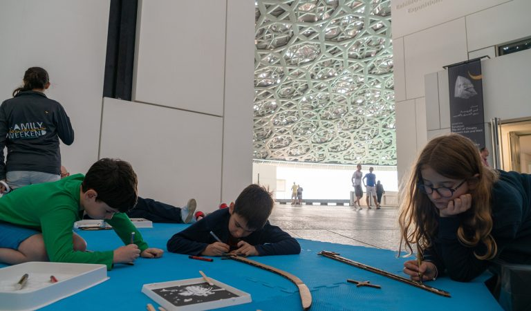 Visitors Flock To The Louvre Abu Dhabi Proving Its Ongoing Popularity In The Community