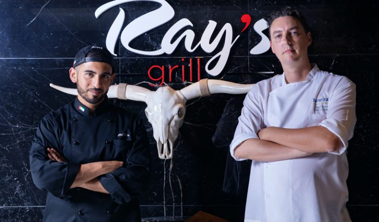 A Fusion Of British And Emirati Talent Promises To Serve Up A Dinner To Remember