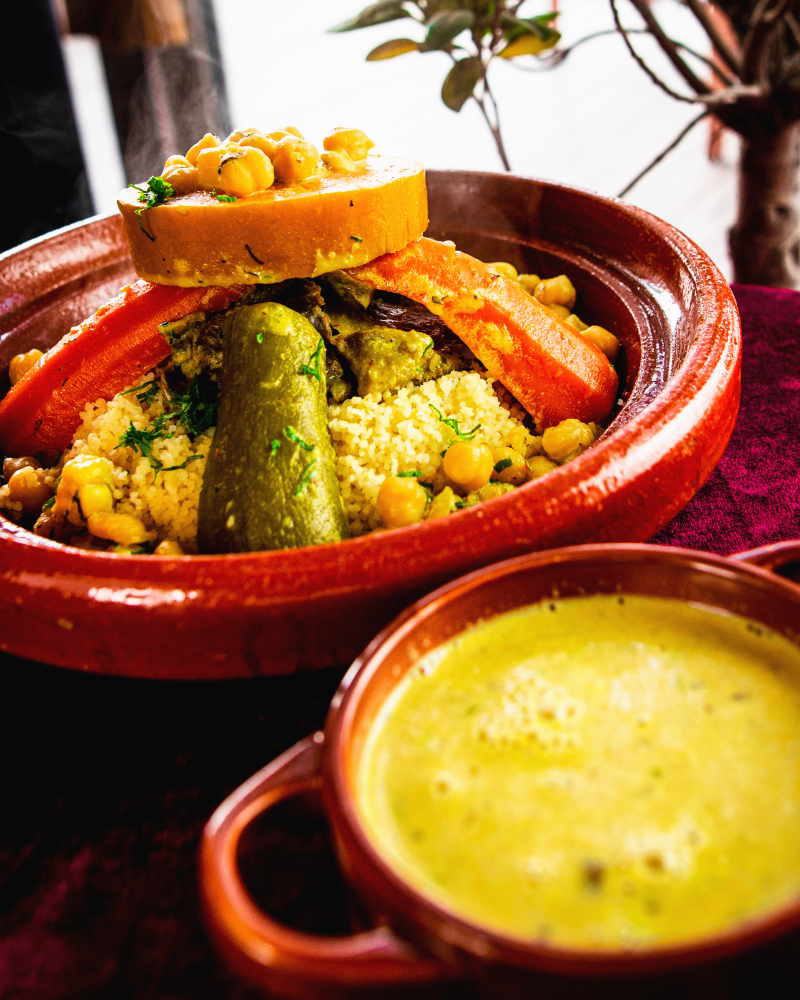 Authentic arabic cuisine at Ornina now available for home delivery.