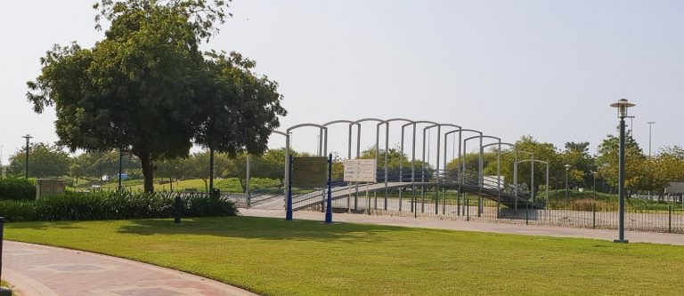 Parks in Abu Dhabi