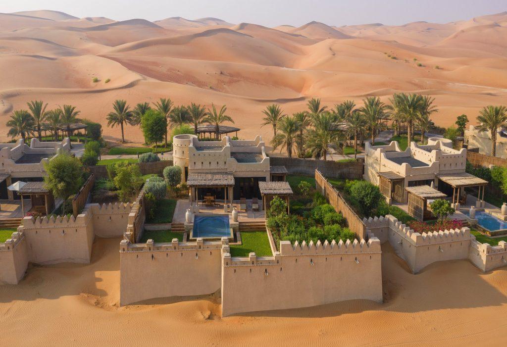 UAE residents offer at Qasr Al Sarab
