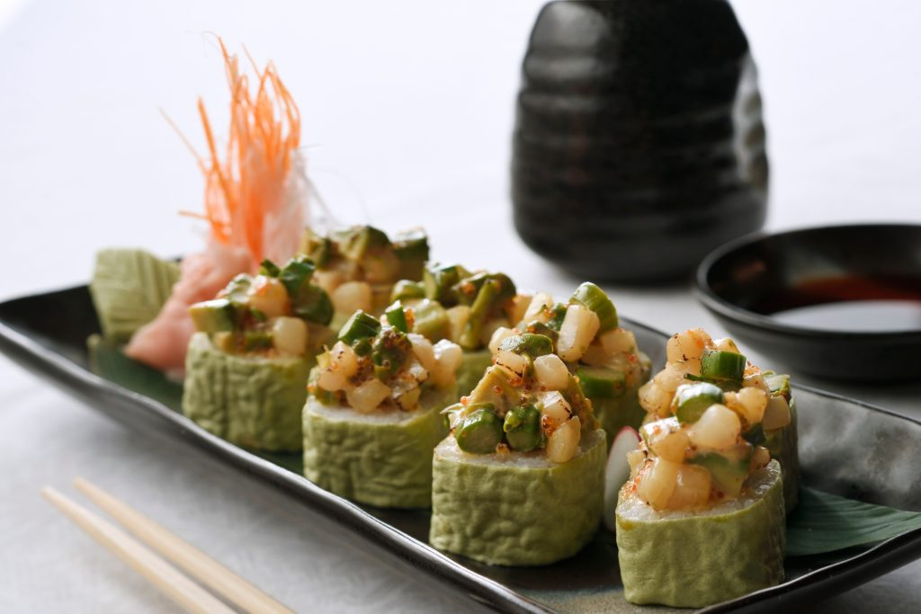 Sushi nights at the foundry, Southern Sun Abu Dhabi
