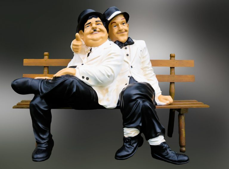 Cinema Space Laurel and Hardy