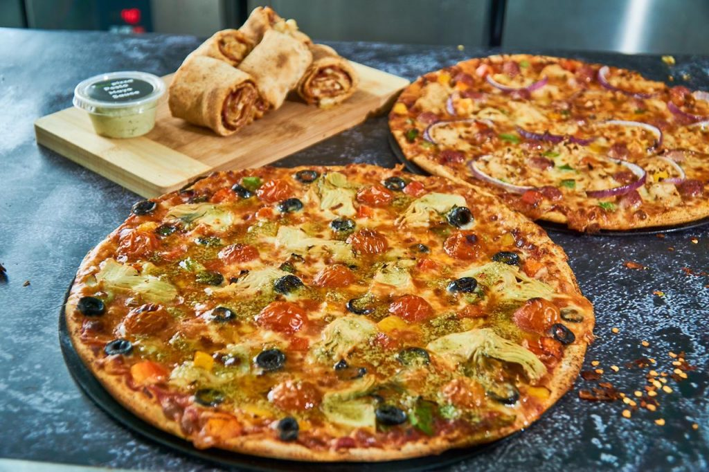 Pizza by NKD